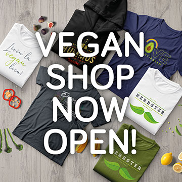 Vegan shop now open!