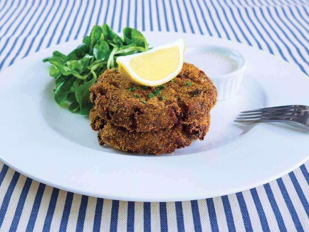 Vegan fish and chips :: Exceedingly vegan