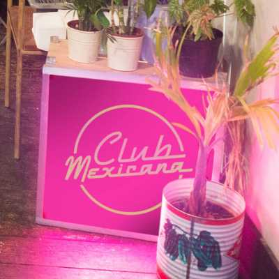 London, UK: Pamela Club Mexicana - exceedinglyvegan.com
