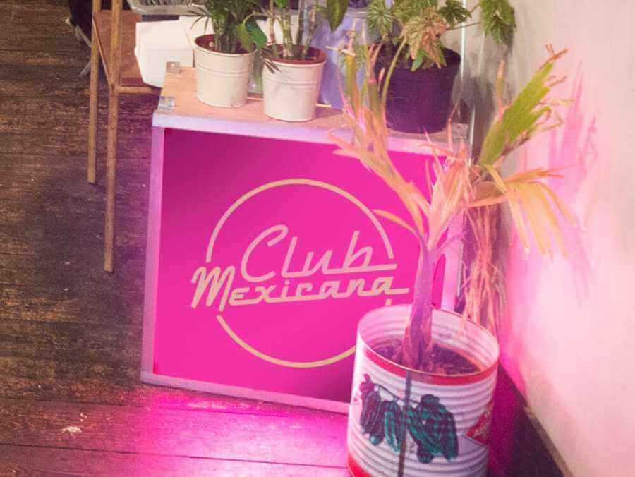 London, UK: Pamela Club Mexicana