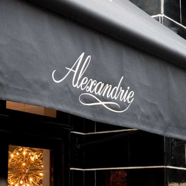 London, UK: Alexandrie, Kensington