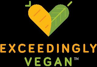Exceedingly vegan