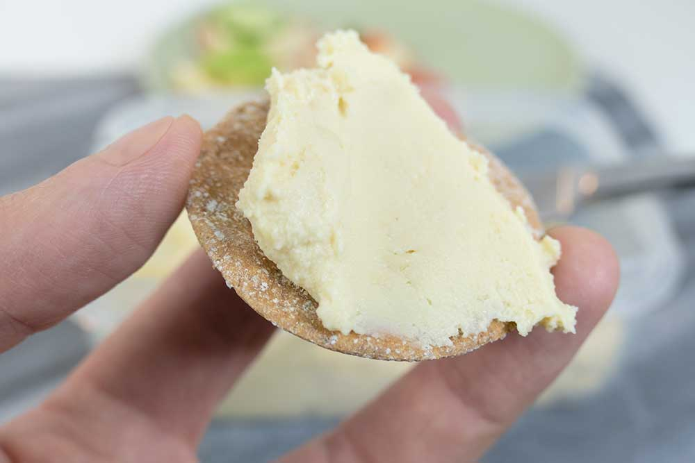 easy vegan cream cheese recipe