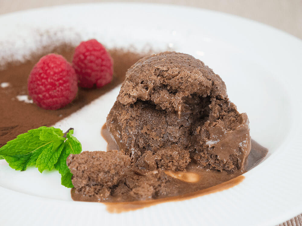 easy vegan chocolate ice cream