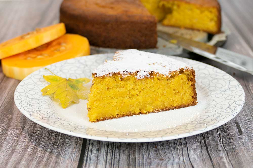Butternut Squash Cake Exceedingly Vegan