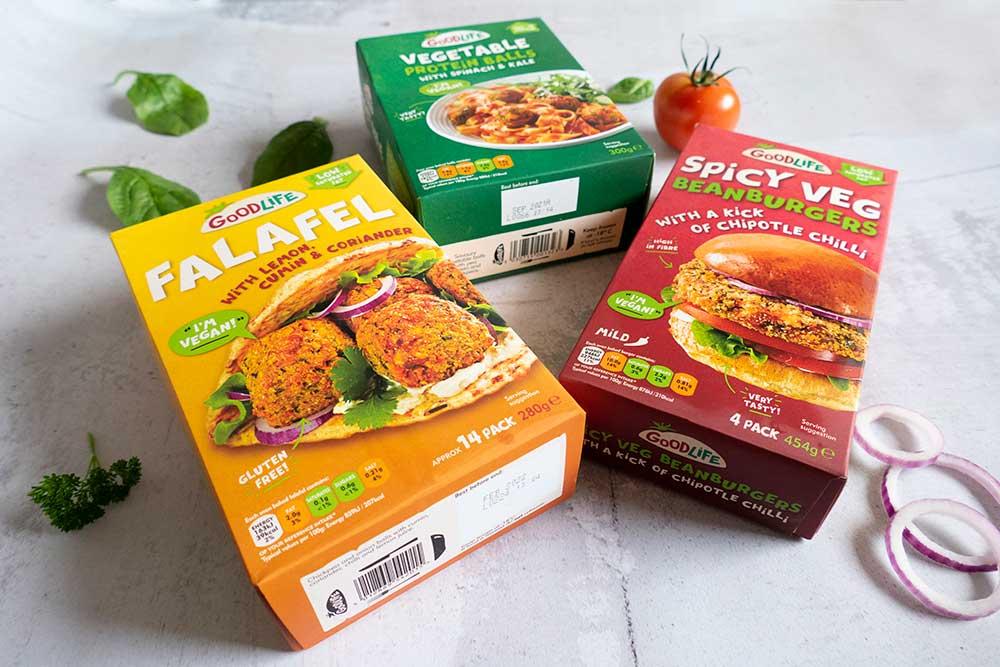 Goodlife vegan products