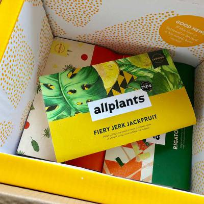 Allplants review - exceedinglyvegan.com