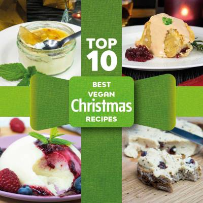 Top 10 best vegan Christmas recipes - exceedinglyvegan.com