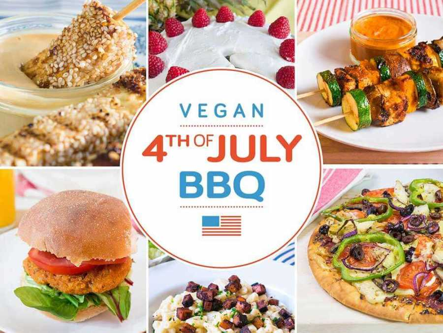 How to make Vegan 4th of July BBQ special - 8 deliciously easy vegan BBQ  recipes