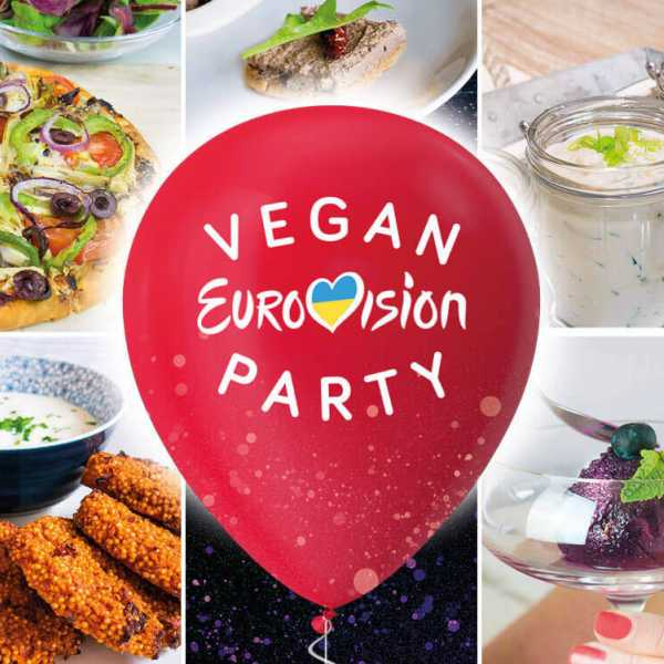Vegan Eurovision party dishes - May the best win!